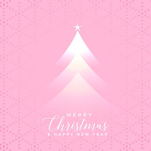 christmas tree light effect background