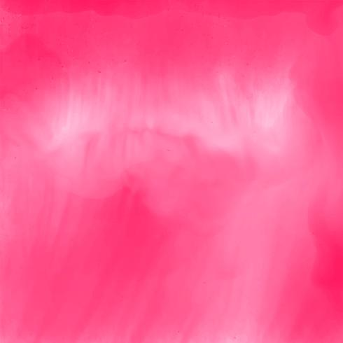 elegant pink watercolor texture background