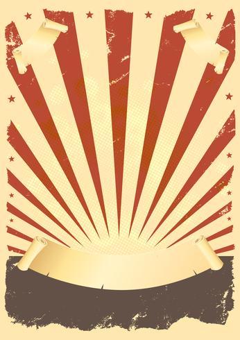 Cartel americano del grunge