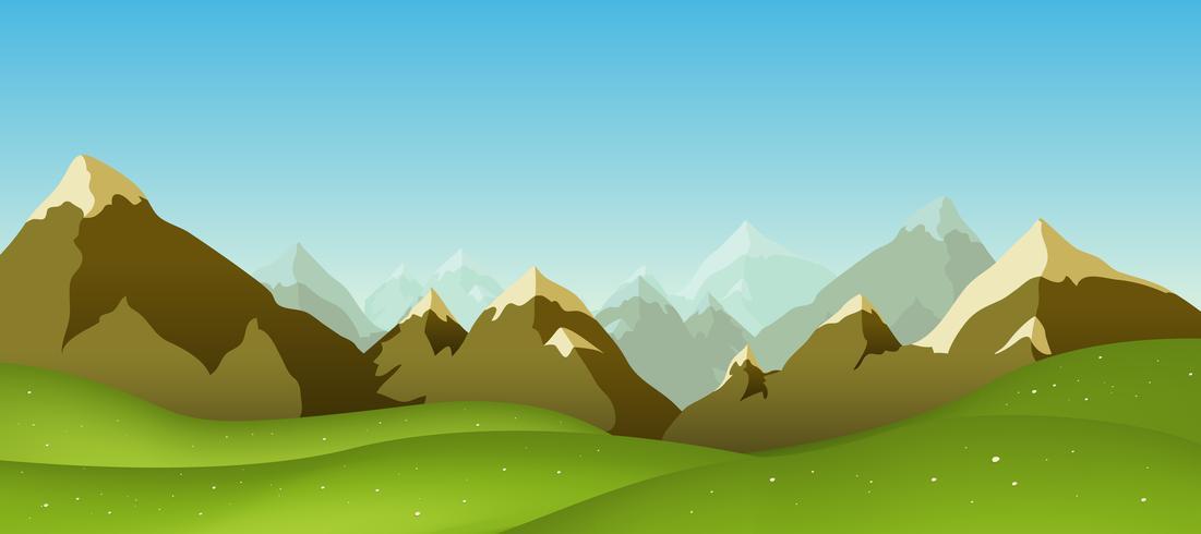 Catena montuosa