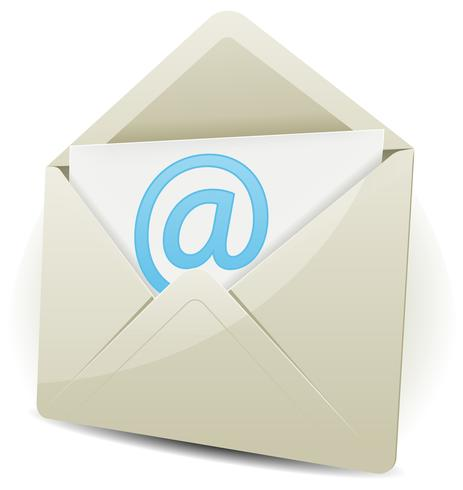 Ícone de email