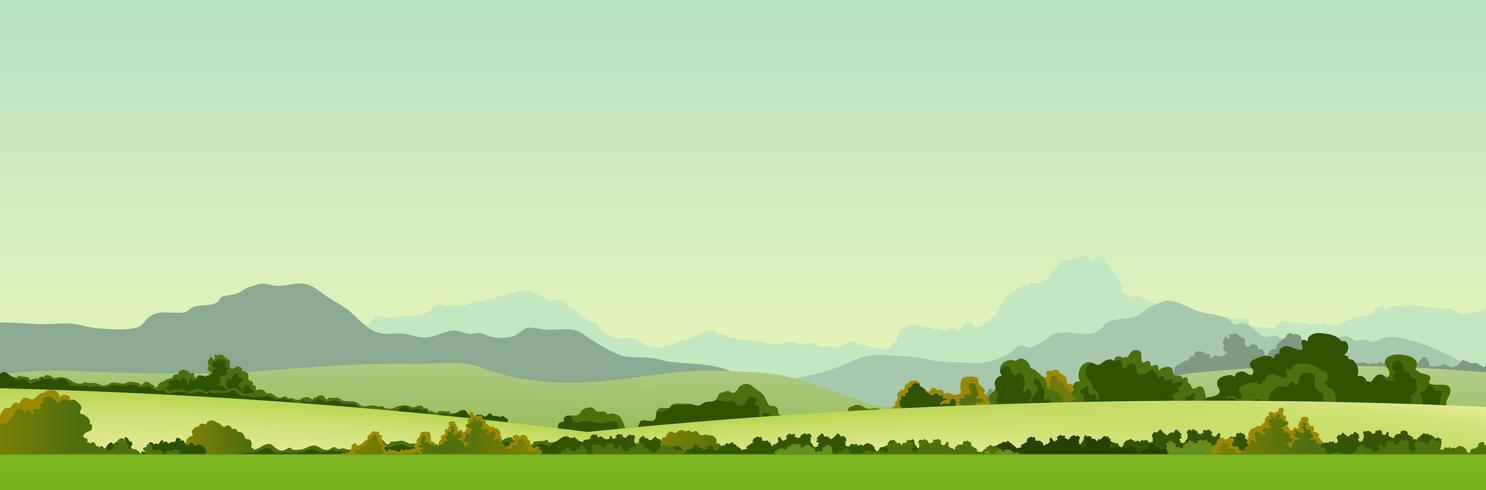 Temporada de verano Banner de país