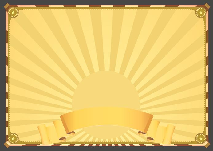 Horizontal Deluxe Background