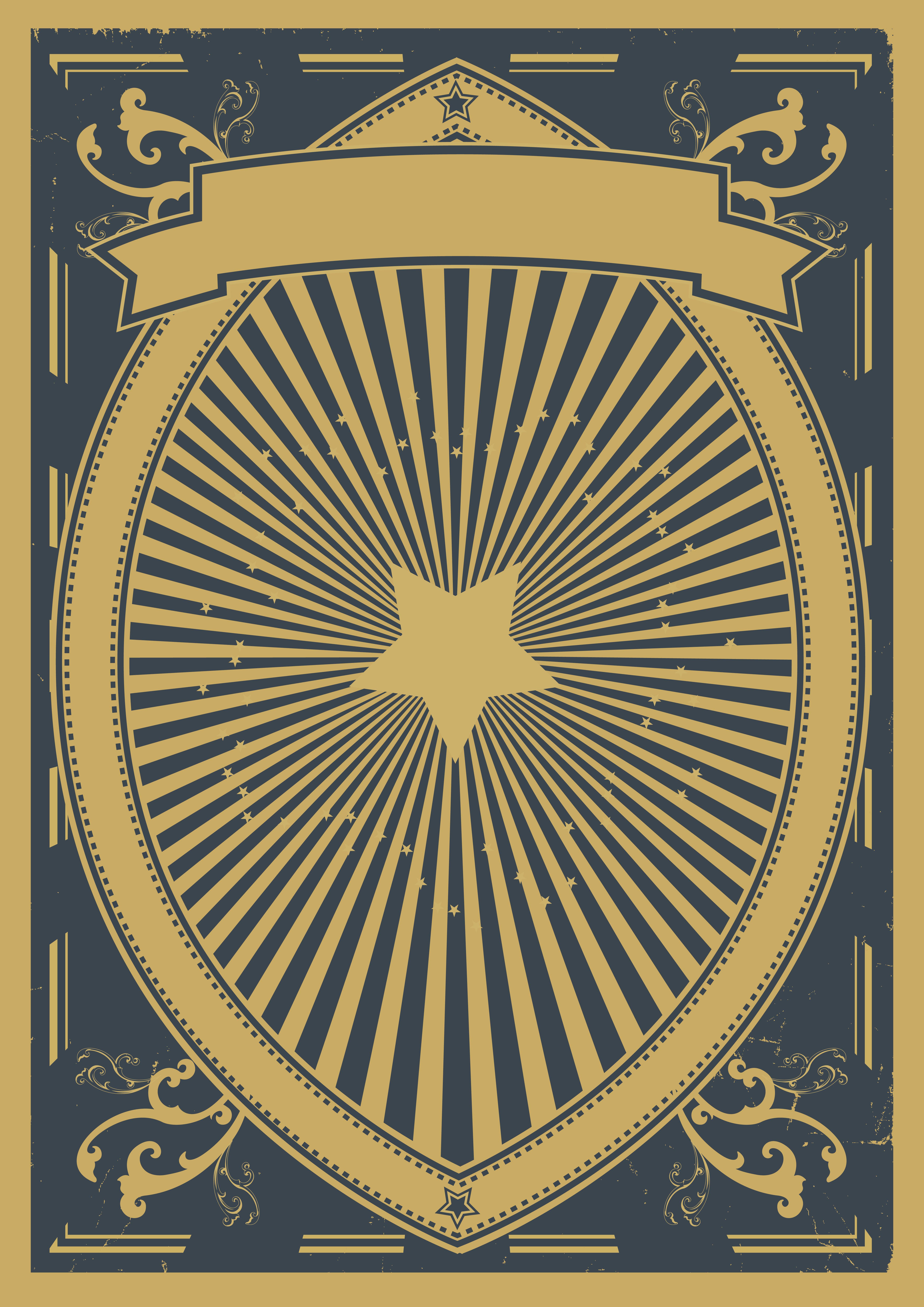 Vintage Retro Poster Background 263318 - Download Free ...