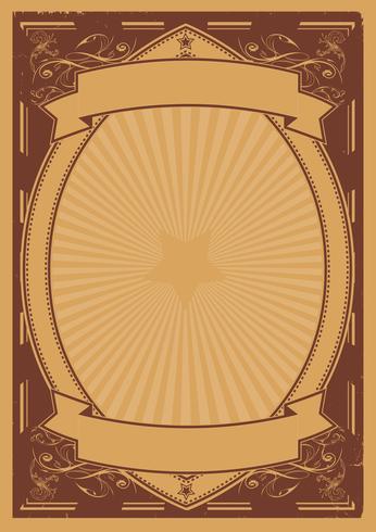 Fondo del cartel de Grunge