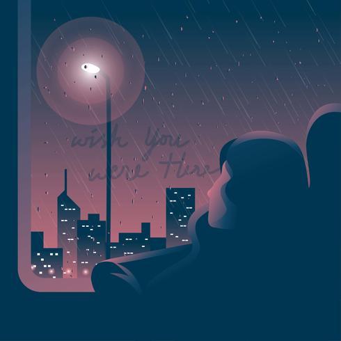 Ojalá estuvieras aquí en el autobús
