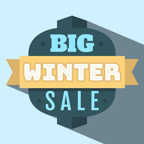 Großer Winterschlussverkauf