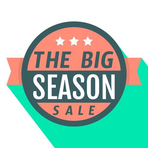 Gran venta de temporada