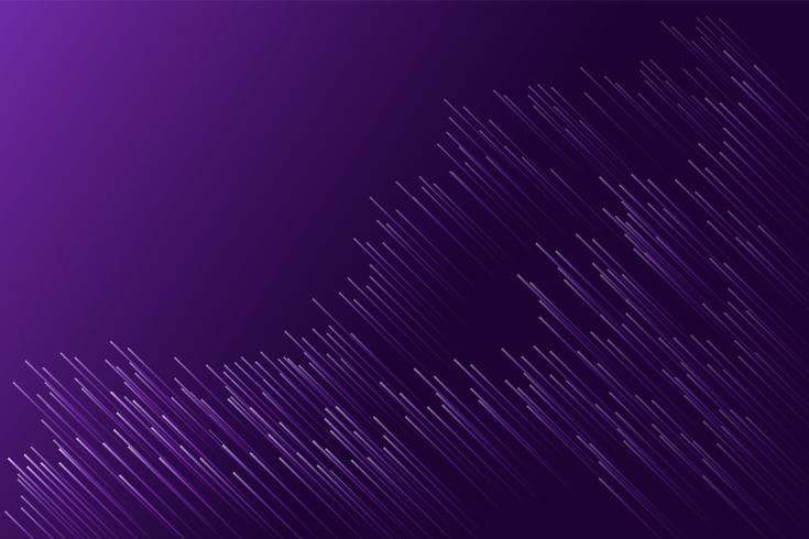 Linee rette composte da sfondo incandescente. Moderno astratto t