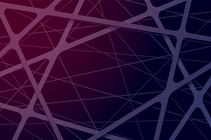 Fundo abstrato da rede de arame. Ilustração vetorial