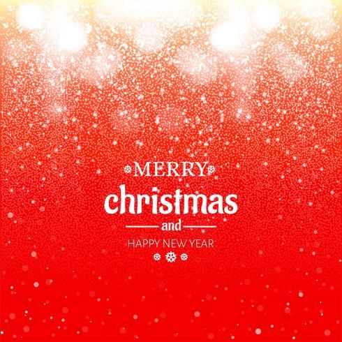 Bokeh-Frohe Weihnachten funkelt Festivalhintergrund
