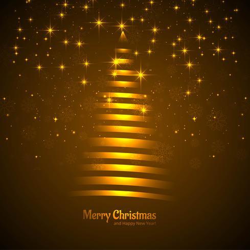 Glänsande jul glänsande träd glitters bakgrund