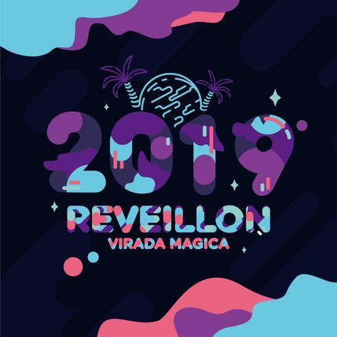 Reveillon-Vektor