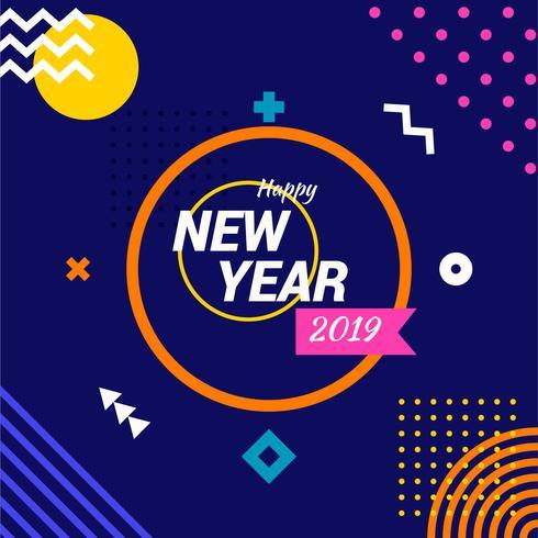 happy new year instagram post