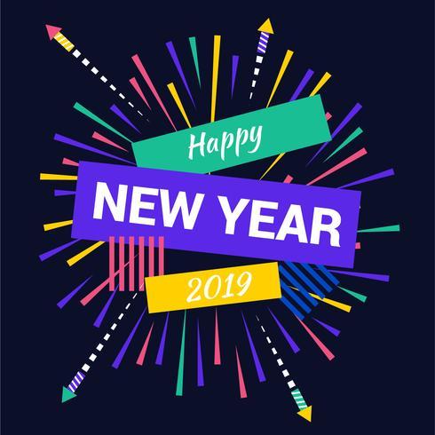 gott nytt år instagram post