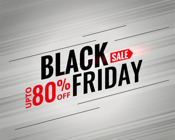 design di poster di vendita venerdì nero