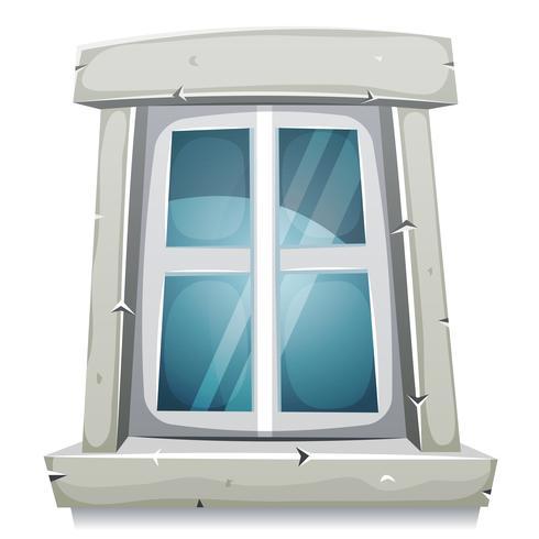 Tecknade fönster
