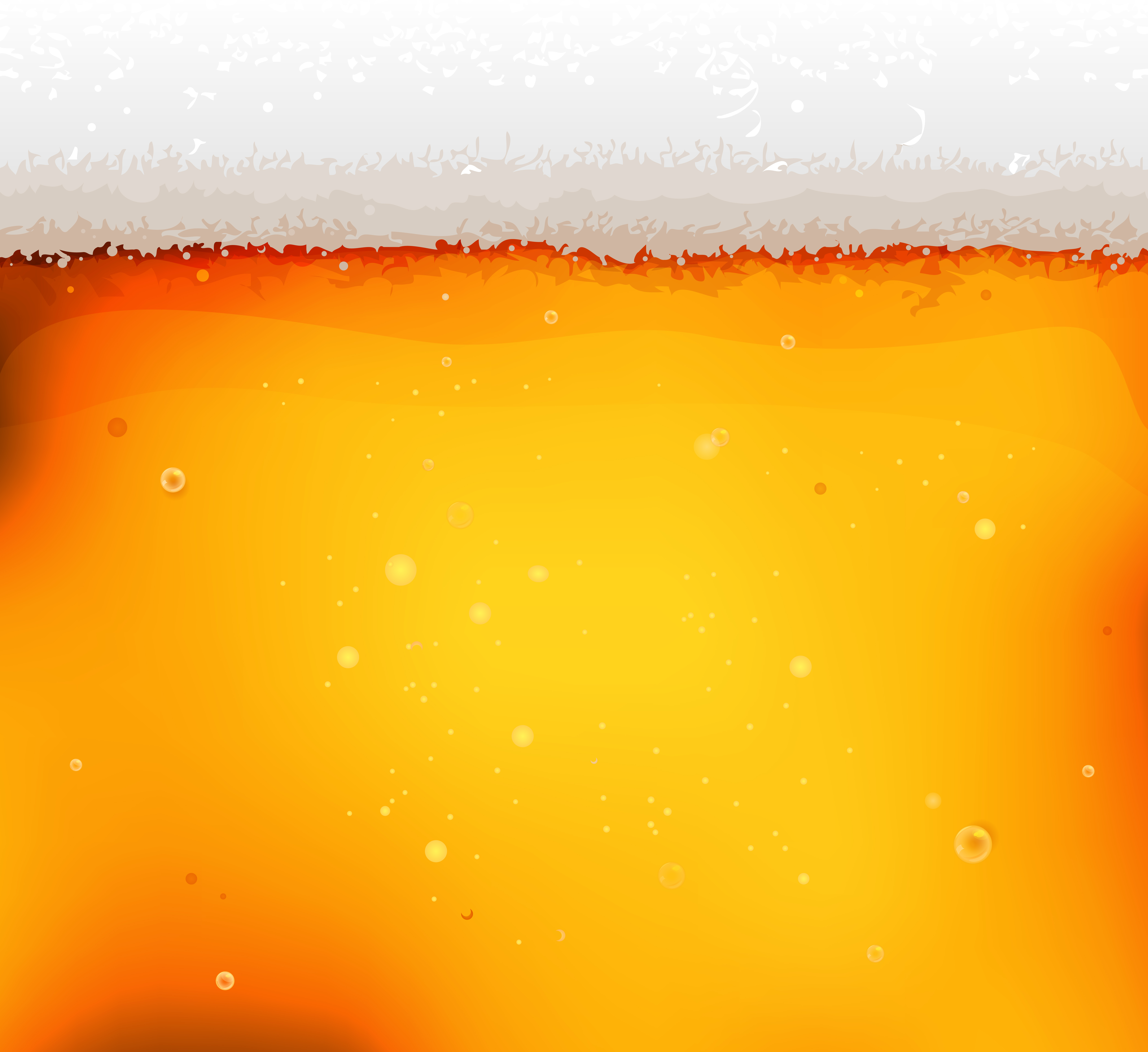 Beer Texture Background With Froth And Bubbles Download