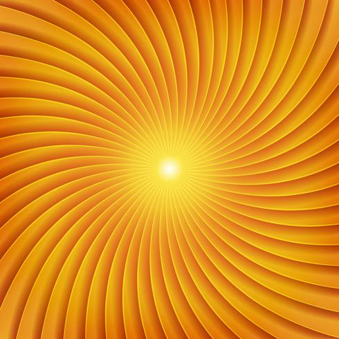 Fundo abstrato laranja e amarelo