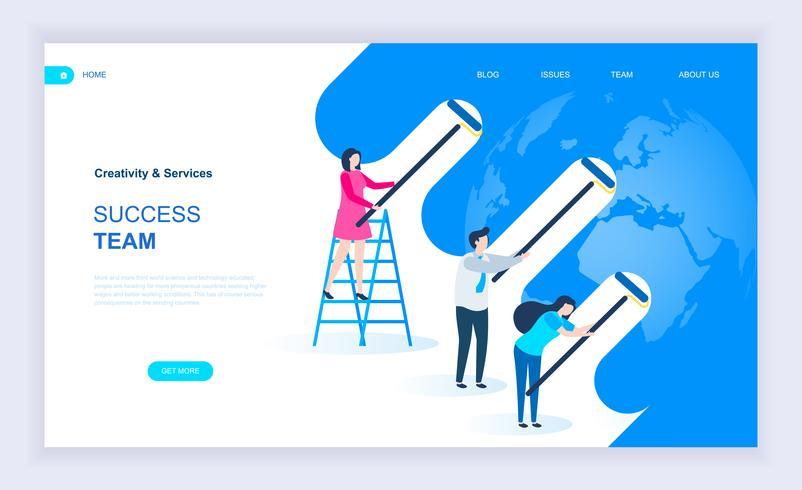 Success Team Web Banner
