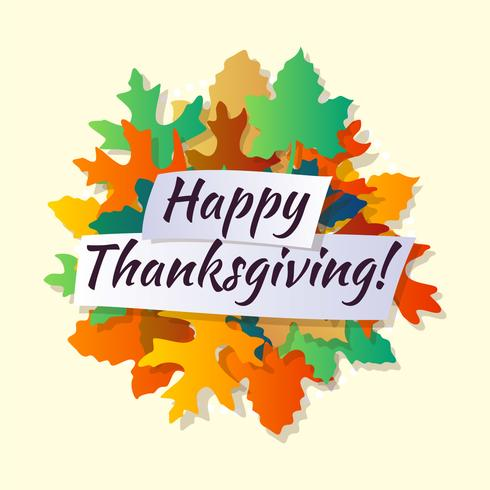 papercraft thanksgiving