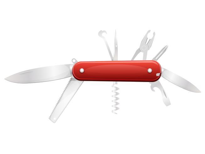 Couteau suisse pour bricolage