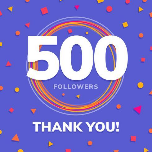 1000 seguidores, publicación en redes sociales, tarjeta de felicitación.