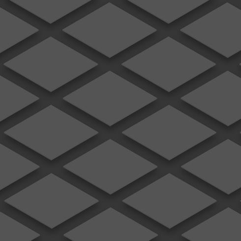 Dark gray empty Squares, cards mockup. vector