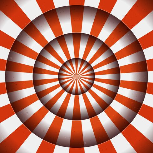Abstract Circus Background vector