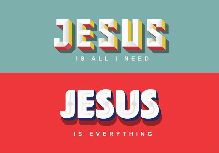 jesus lettering 5