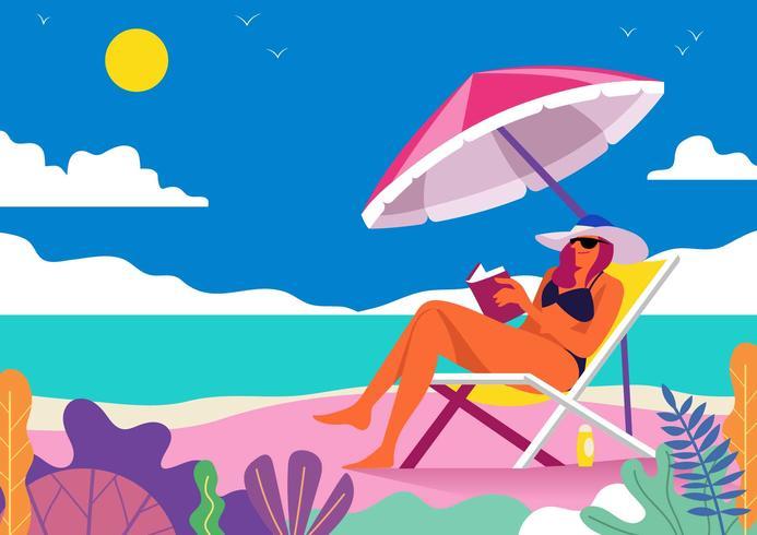 Strandaktiviteter