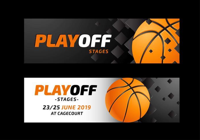 Basketball Website Banners Templates