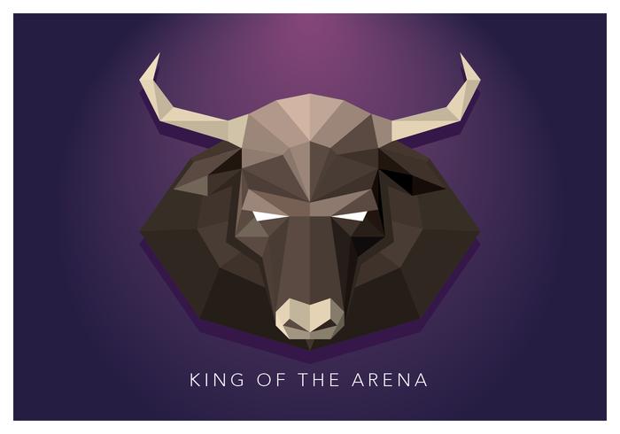 Konung av arenaens geometriska form