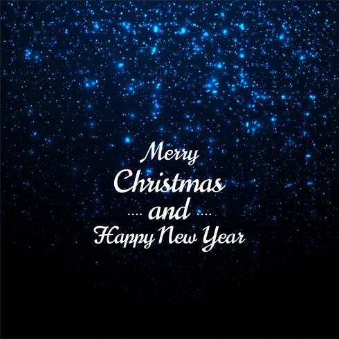 Beautiful merry christmas glitters background