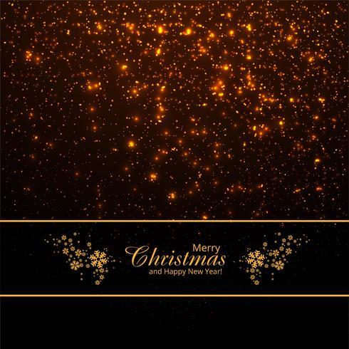 Merry christmas shiny glitters background