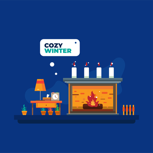 Cozy Settings Vector