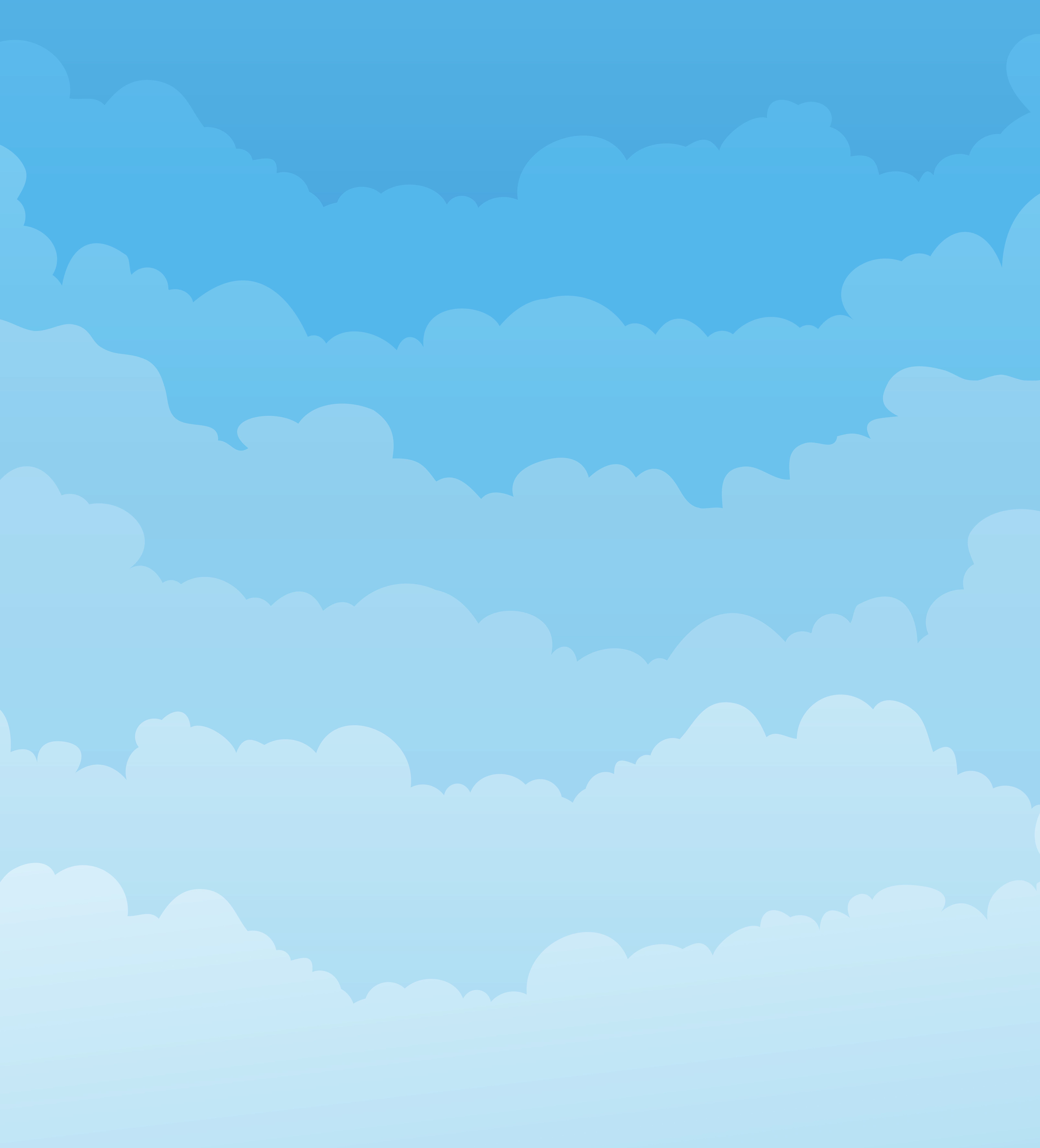 sky background with clouds layers download free vector art stock