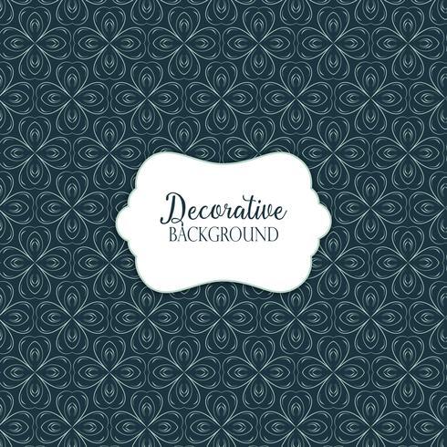 Fondo decorativo vector