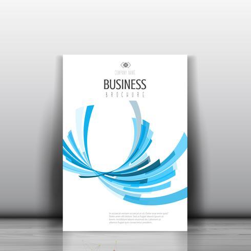 Conception de brochure d'entreprise