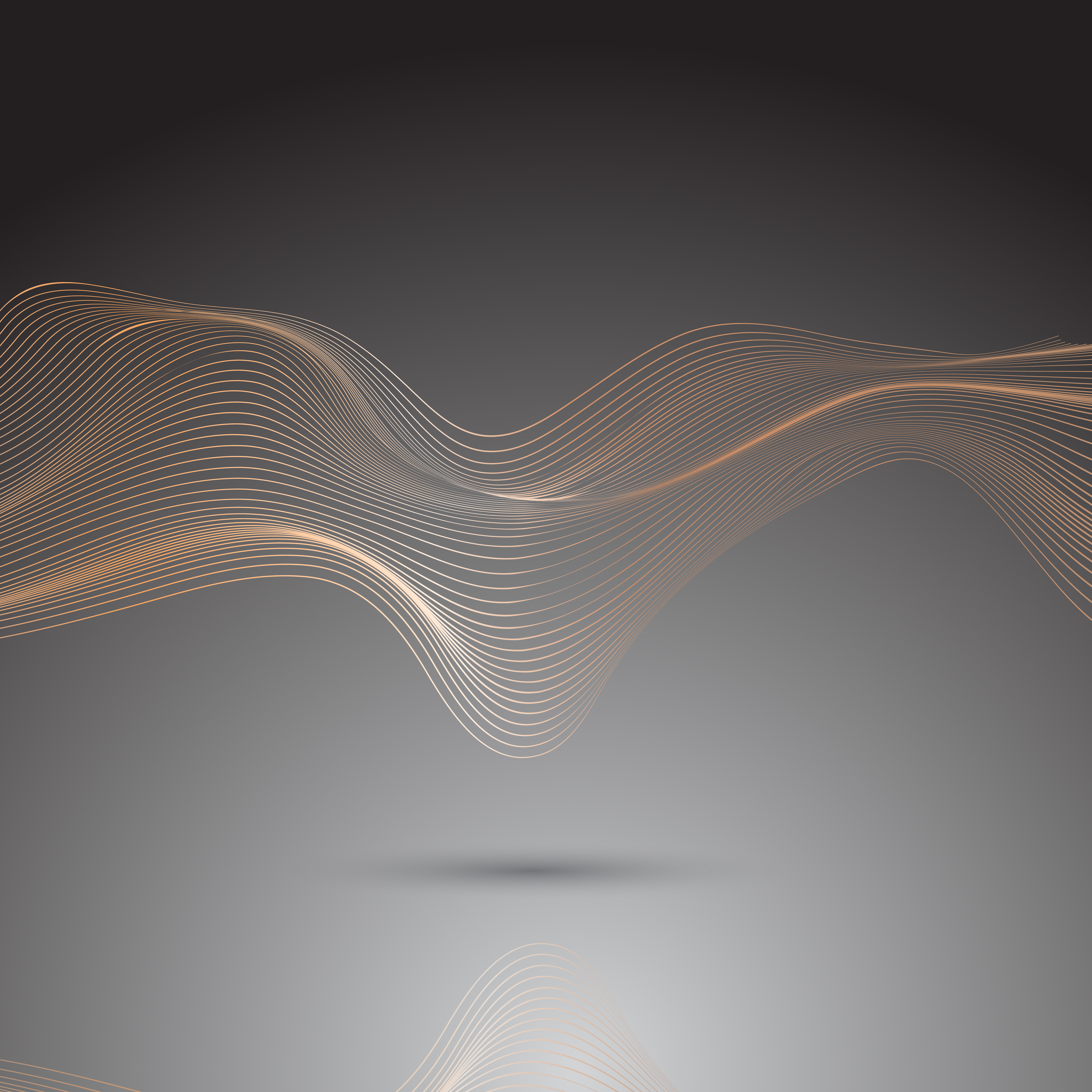Abstract Background Of Flowing Lines Download Free