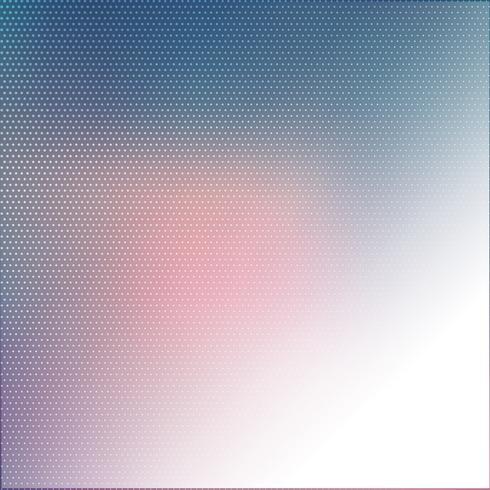Mezzitoni punto sfocatura dello sfondo vettore