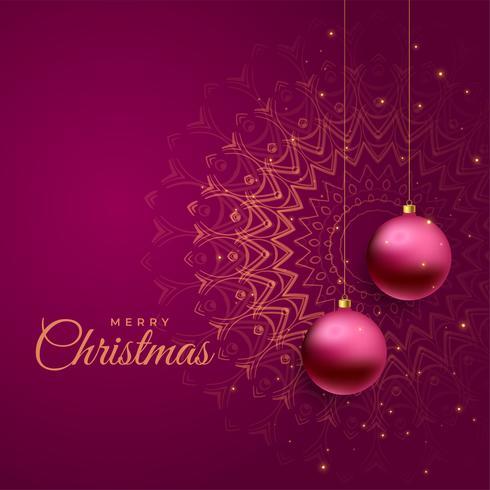 vacances de Noël voeux beau fond