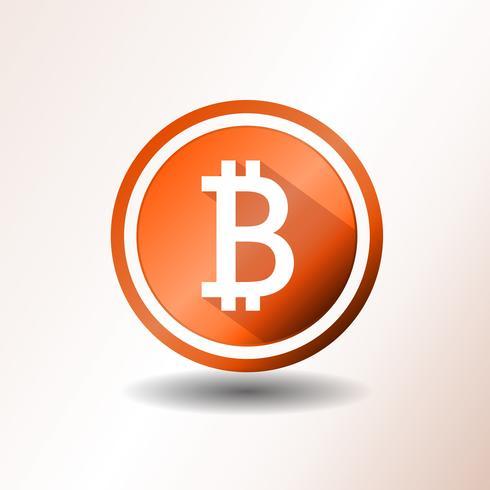 ícone de bitcoin