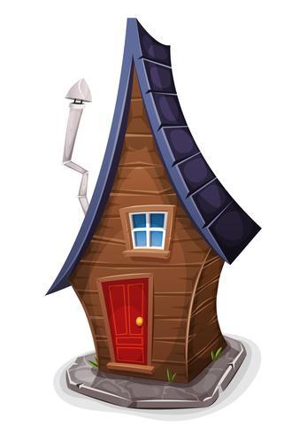 maison comique pour contes de fées