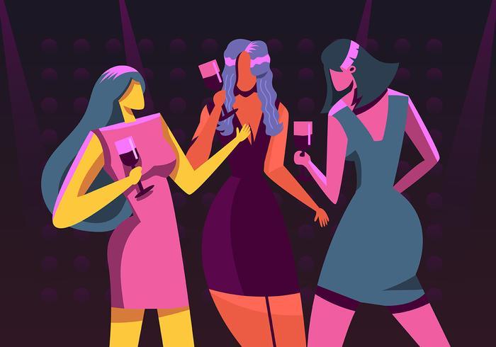 Partys und Versammlungen