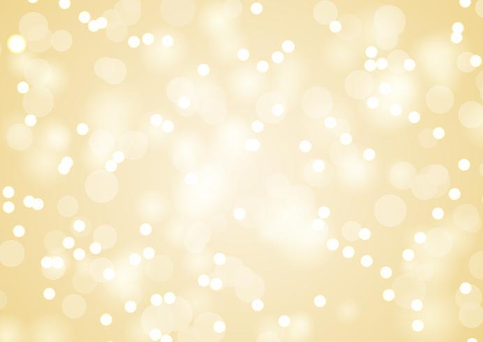 Christmas Lights Background.Golden Christmas Lights Background Download Free Vectors