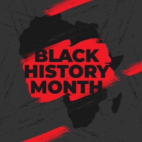 Mese nera storia Logo Template Design vettoriale