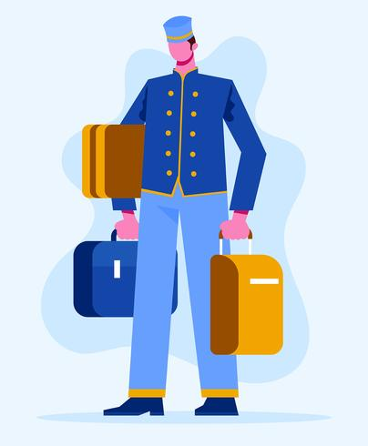 Illustration de Bellhop