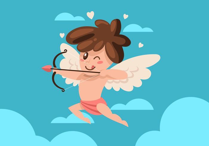Cupido Illustratie