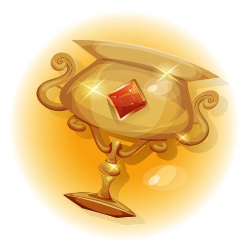 Gagnants du trophée d'or pour l'interface de jeu